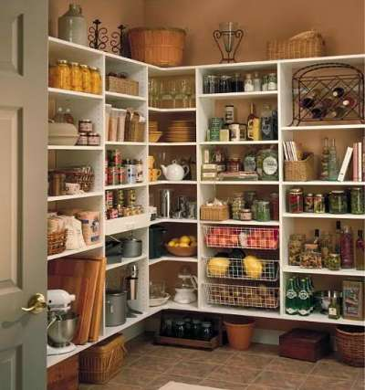 Accessible Pantry