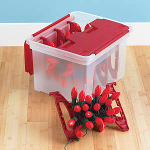 Lights Storage Boxes