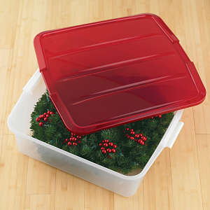 Wreath Storage Box