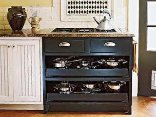 Cookware Organzing Solutions