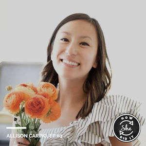 Ep 3: Allison Carpio
